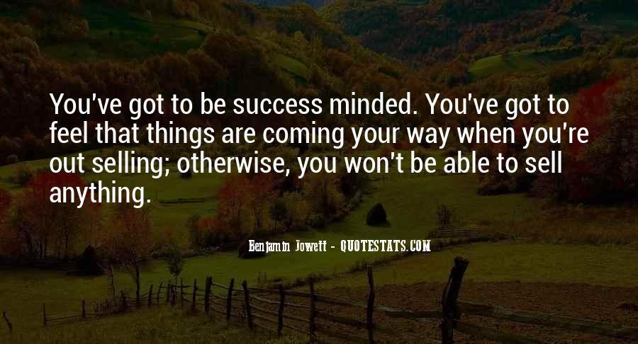 Benjamin Jowett Quotes #698315