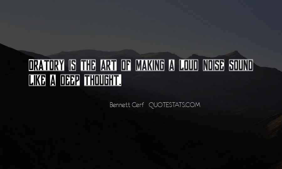 Bennett Cerf Quotes #1408181