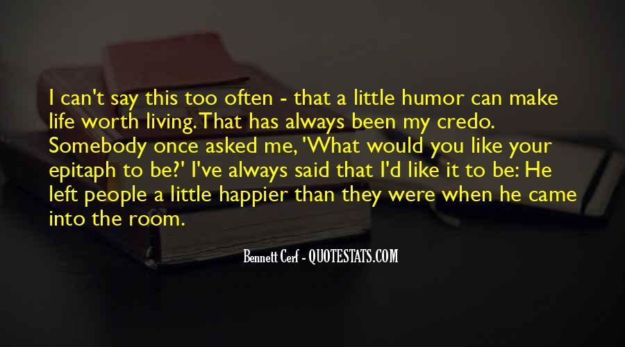 Bennett Cerf Quotes #1746242