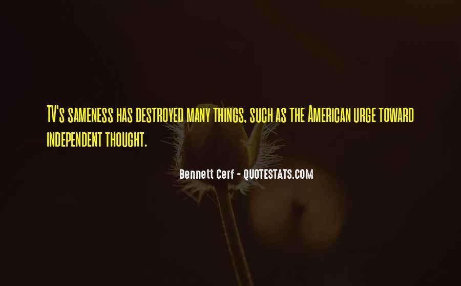 Bennett Cerf Quotes #225106