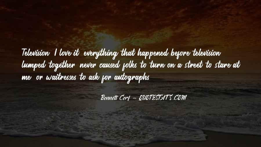Bennett Cerf Quotes #442099
