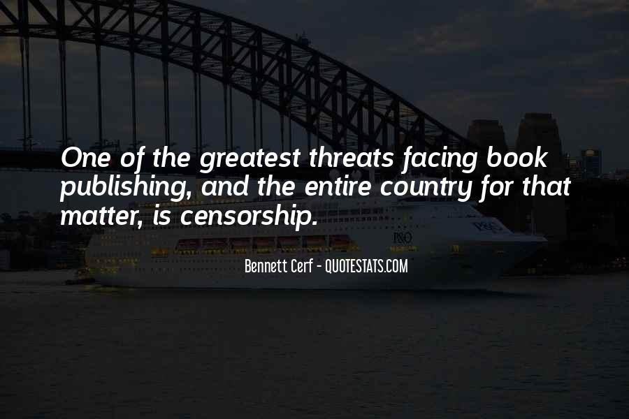 Bennett Cerf Quotes #448473