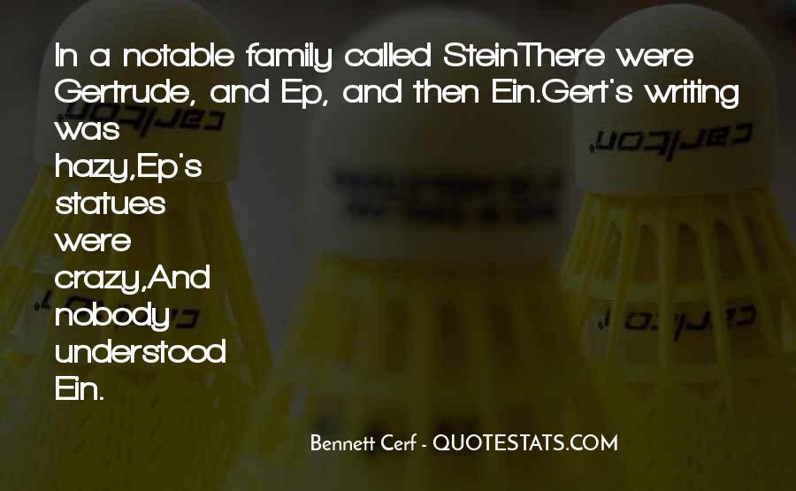 Bennett Cerf Quotes #515781