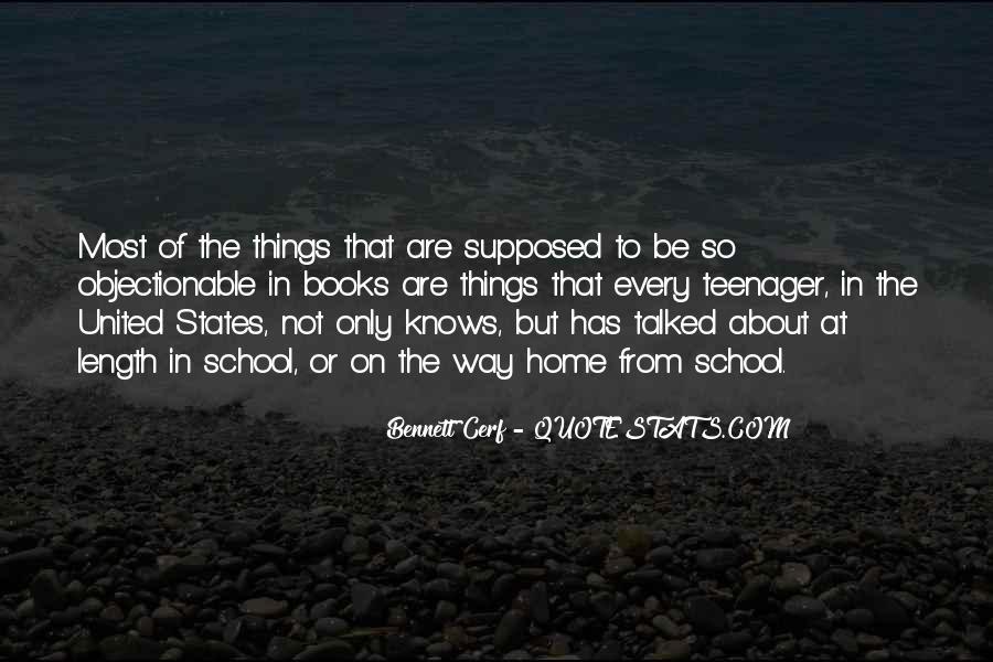 Bennett Cerf Quotes #856043