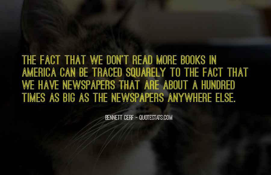 Bennett Cerf Quotes #881840