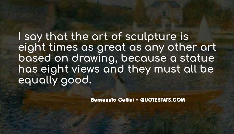 Benvenuto Cellini Quotes #124614