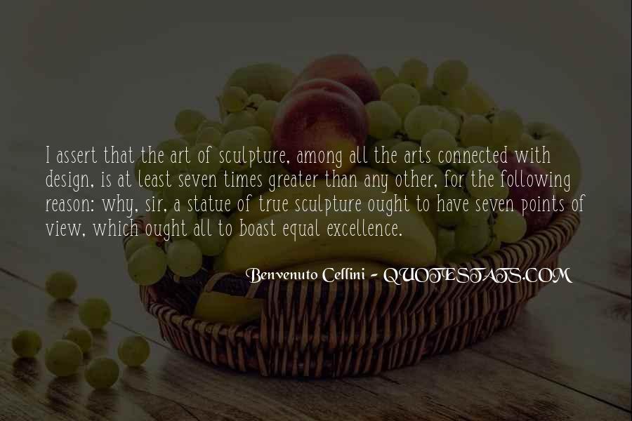 Benvenuto Cellini Quotes #1726632