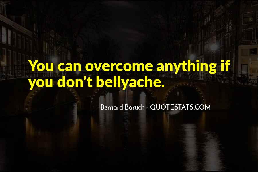 Bernard Baruch Quotes #1183760