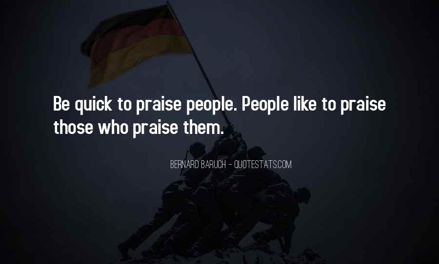 Bernard Baruch Quotes #1358711