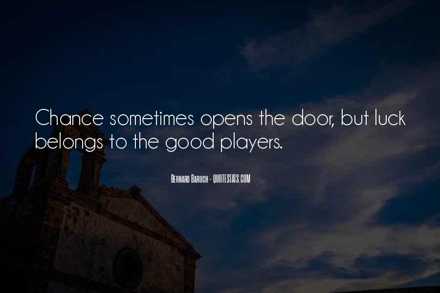 Bernard Baruch Quotes #1399405