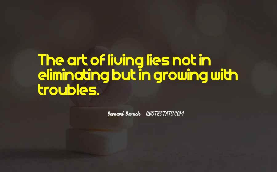 Bernard Baruch Quotes #1467158