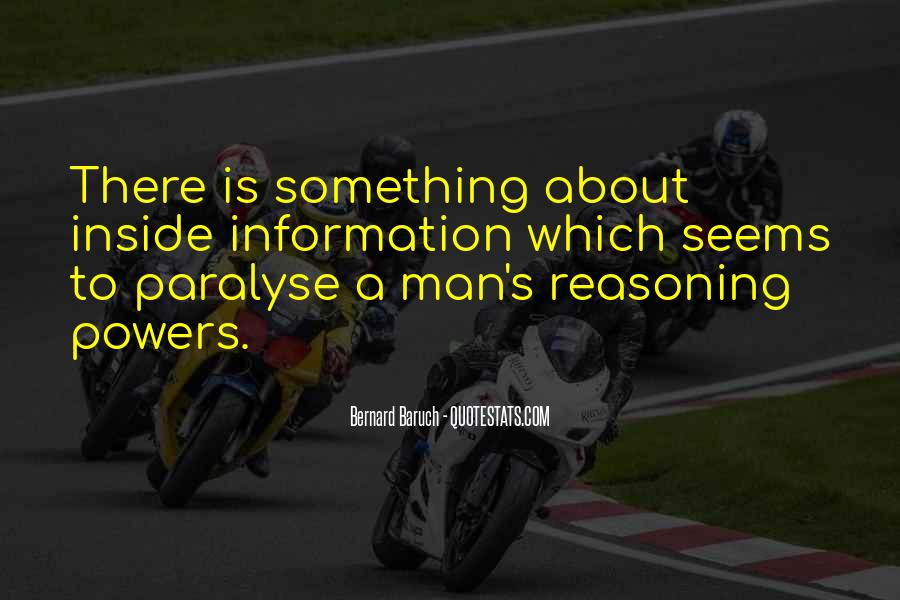 Bernard Baruch Quotes #1534220