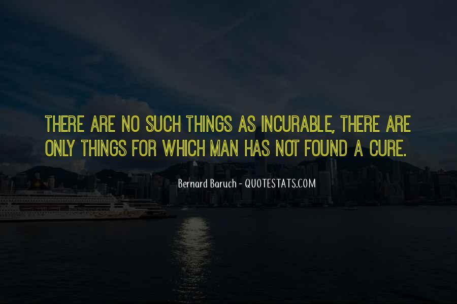 Bernard Baruch Quotes #1548496
