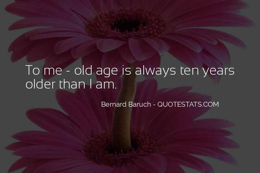 Bernard Baruch Quotes #1729961
