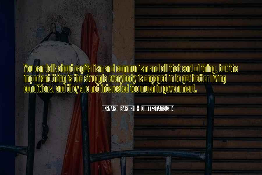 Bernard Baruch Quotes #1805292