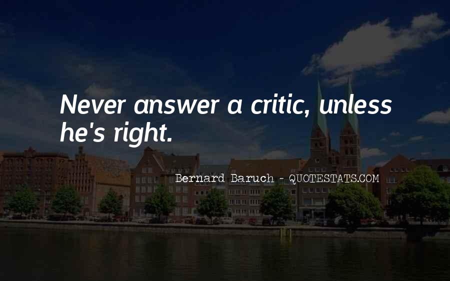 Bernard Baruch Quotes #1811621