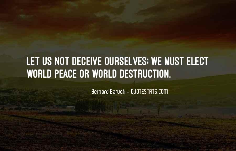 Bernard Baruch Quotes #1811921