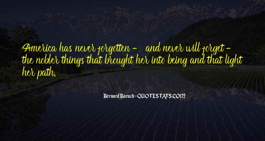 Bernard Baruch Quotes #184792