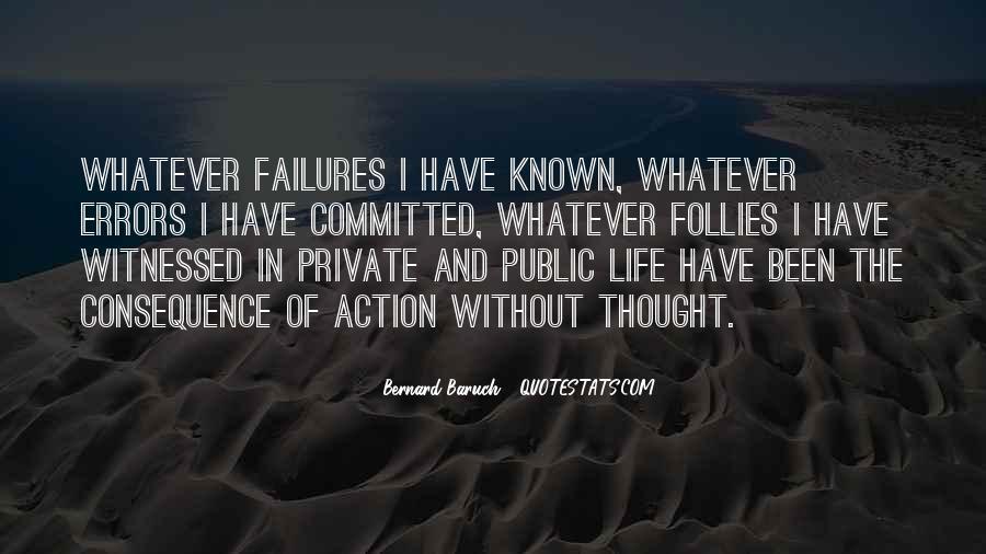 Bernard Baruch Quotes #255721