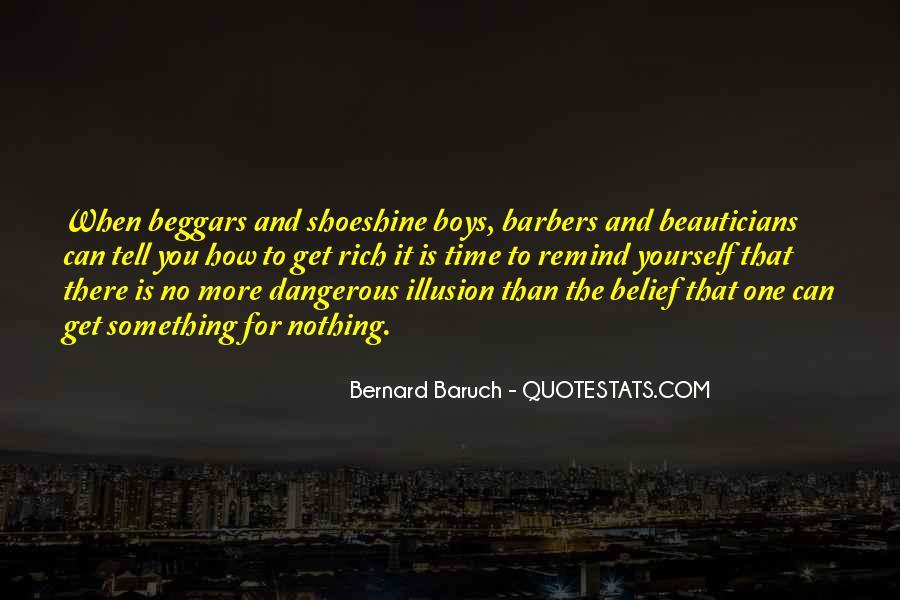 Bernard Baruch Quotes #296202