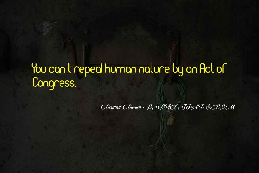 Bernard Baruch Quotes #391448