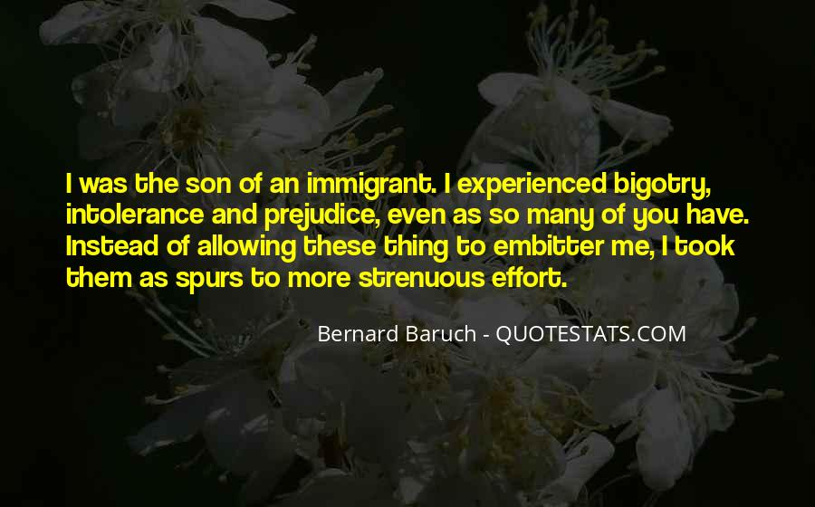 Bernard Baruch Quotes #408532