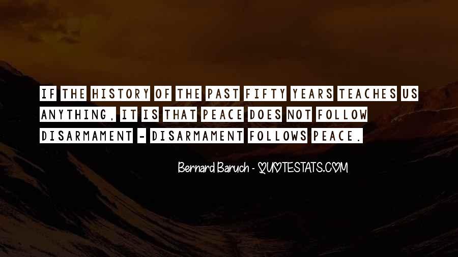 Bernard Baruch Quotes #444007