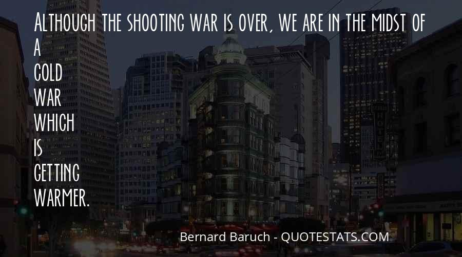 Bernard Baruch Quotes #486731