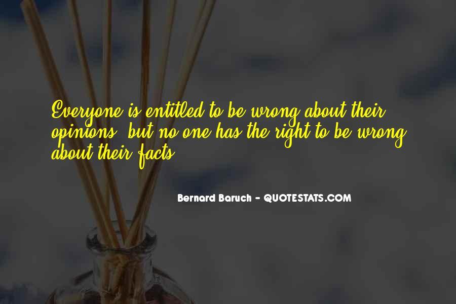 Bernard Baruch Quotes #48862