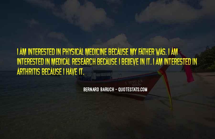 Bernard Baruch Quotes #600774