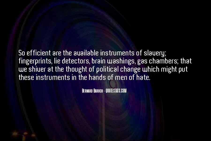 Bernard Baruch Quotes #667557