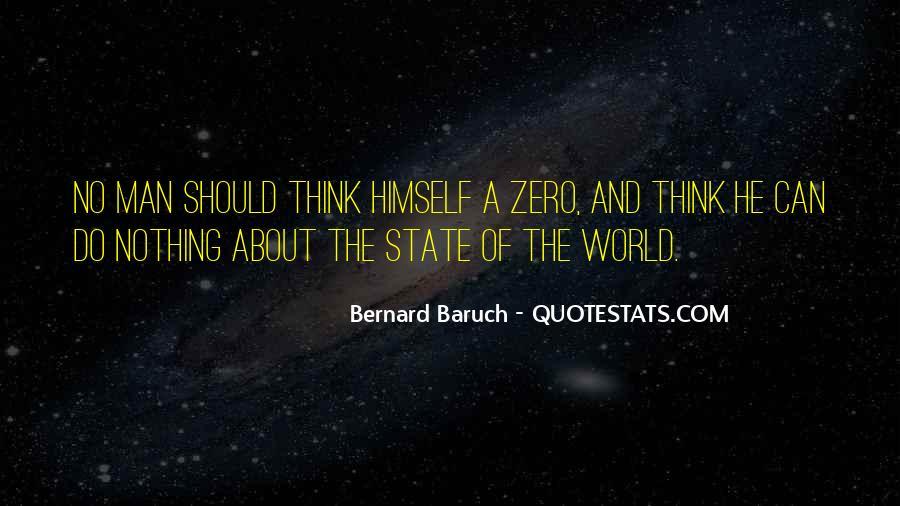 Bernard Baruch Quotes #674332
