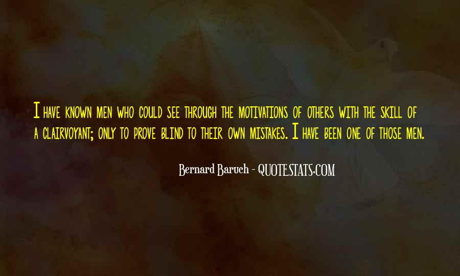 Bernard Baruch Quotes #680340