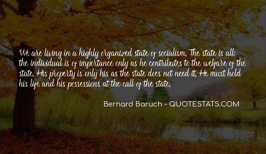 Bernard Baruch Quotes #818399