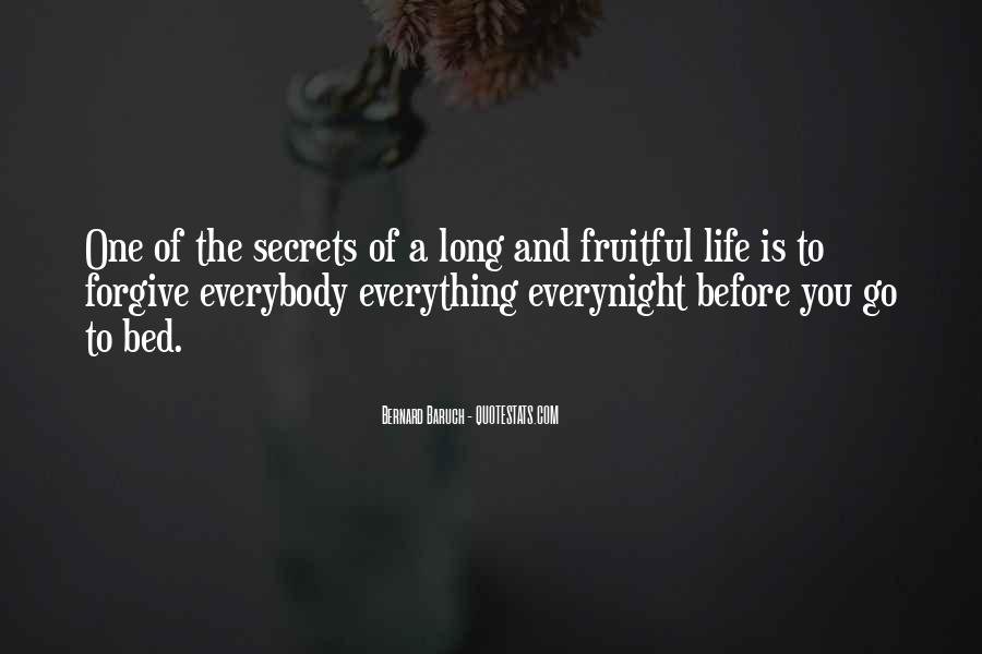 Bernard Baruch Quotes #884539