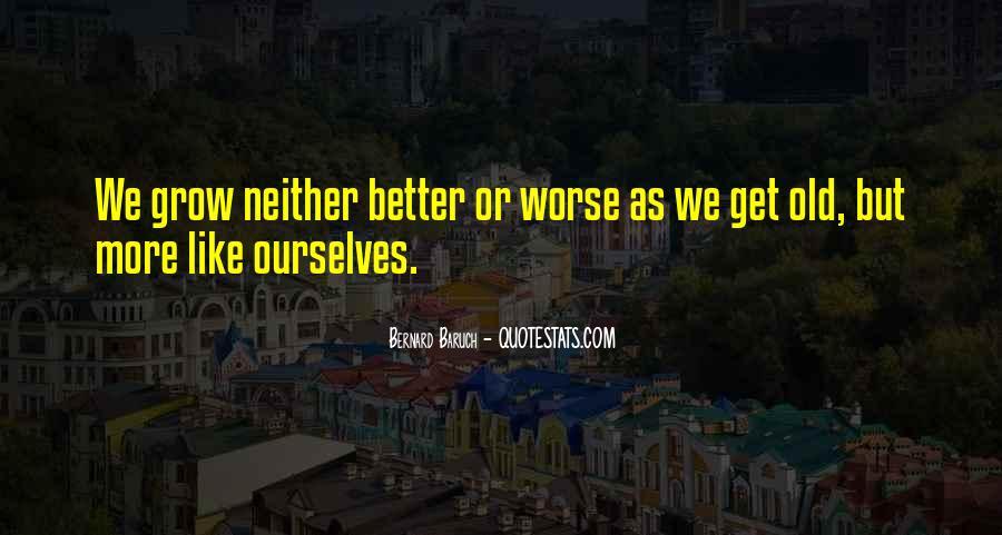 Bernard Baruch Quotes #924970