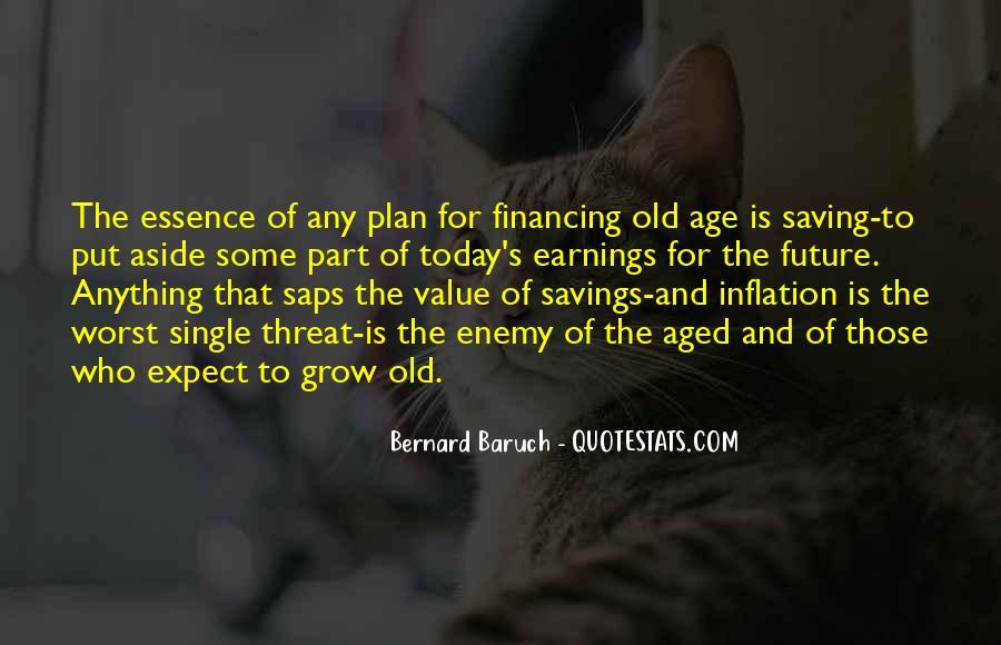 Bernard Baruch Quotes #934880