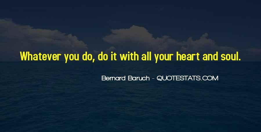 Bernard Baruch Quotes #937168