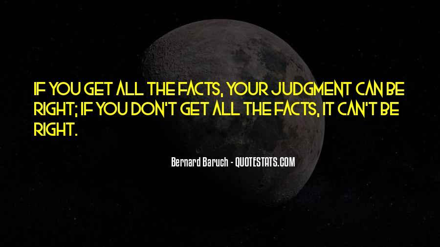 Bernard Baruch Quotes #961132