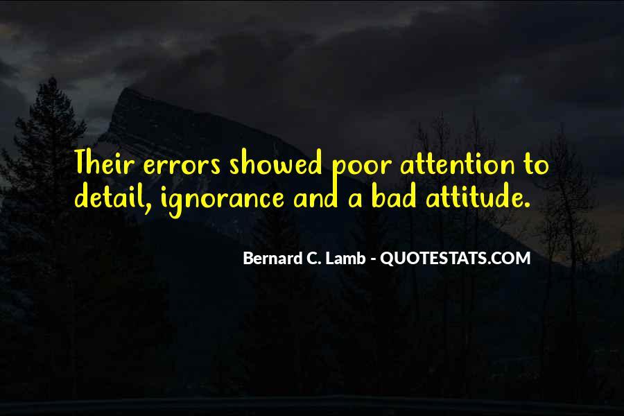 Bernard C. Lamb Quotes #995620
