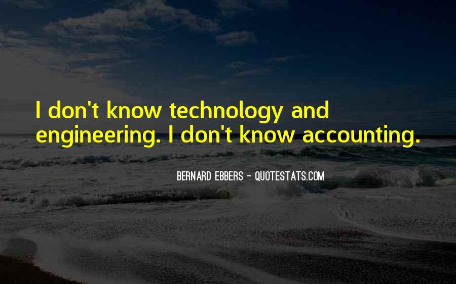 Bernard Ebbers Quotes #90667