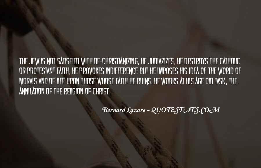 Bernard Lazare Quotes #353817