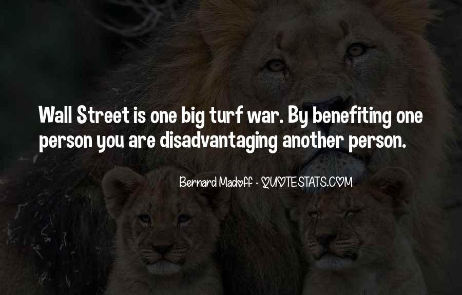 Bernard Madoff Quotes #5943