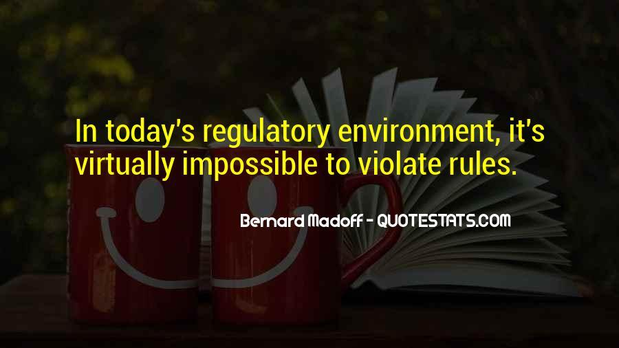 Bernard Madoff Quotes #687112