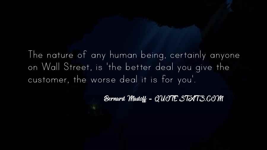 Bernard Madoff Quotes #881109