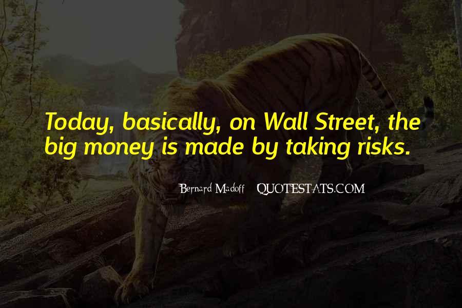 Bernard Madoff Quotes #968426