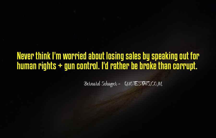 Bernard Schaffer Quotes #1852163