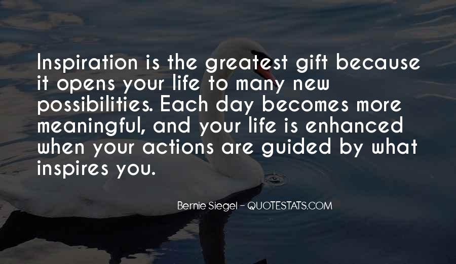 Bernie Siegel Quotes #105975