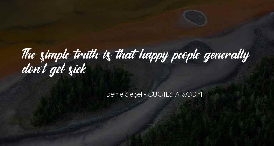 Bernie Siegel Quotes #1225785