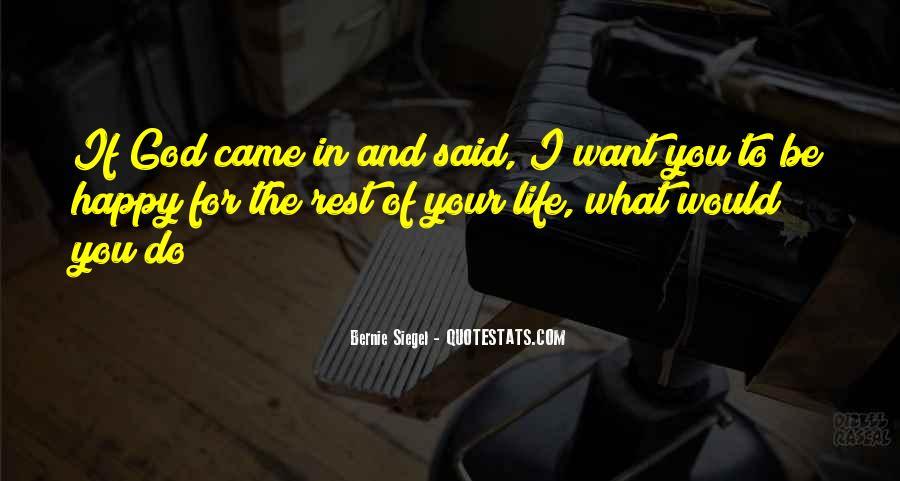 Bernie Siegel Quotes #1255136